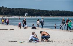 Germans are going for holidays... in their own country