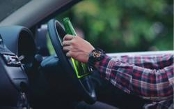 More than a dozen people nabbed for drink-driving