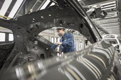 China's manufacturing PMI down slightly in May