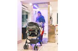 Mall installs country's first Sterilisation Gateway