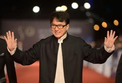 Jackie Chan among over 2,000 artistes backing HK law