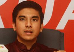 Syed Saddiq has no right to speak as Armada chief, says ex-aide