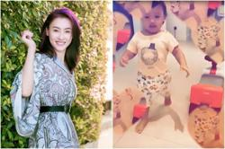 Cecilia Cheung crushes speculation that third son's father is Caucasian