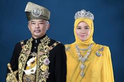 King, Queen convey Gawai greetings