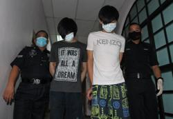 Duo plead not guilty to slashing teen with machete in Kulai