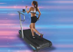 Running on kinetic energy