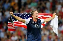On this day: Born June 2, 1980 - Abby Wambach, American soccer player