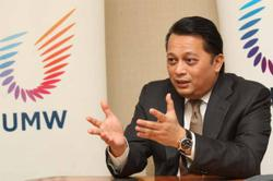 UMW president, group CEO Badrul Feisal passes