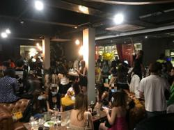 98 issued compounds for partying at entertainment outlet