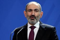 Armenian PM Pashinyan tests positive for coronavirus