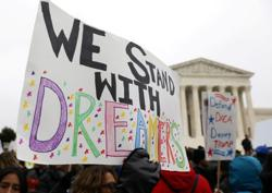 Trump faces election risks in looming Supreme Court ruling on 'Dreamers'