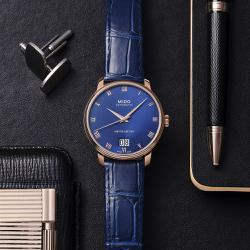 Mido reveals stunning Baconcelli Big Date limited edition timepiece