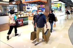 Customers returning slowly again