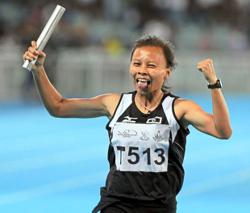 Nurul finds second wind with American coach