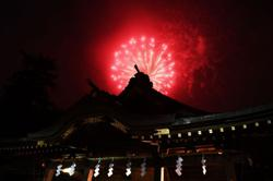 Fireworks explode across Japan to cheer up coronavirus-weary public