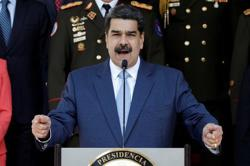 Venezuela's Maduro says he will visit Iran soon, sign agreements