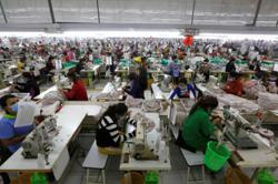 Covid-19: Over 256 Cambodian factories suspended, 130,000 workers affected