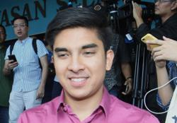 Ex-aide: Saddiq shouldn't have used Bersatu's name at press conference