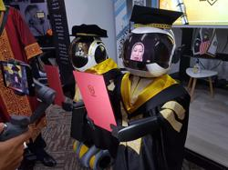 Robots to the rescue: Universiti Sultan Zainal Abidin ready for virtual convocation ceremony