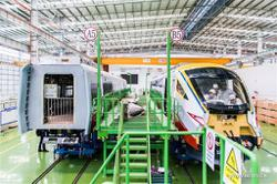 Chinese locomotive maker keeps up production in Malaysia despite coronavirus outbreak