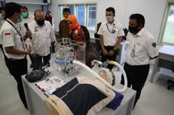Indonesia: 609 new Covid-19 cases, 22 deaths; receives first shipment of ventilators from UN