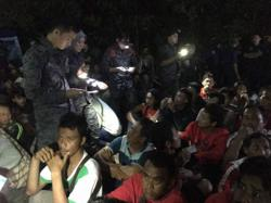 Active Indonesian human trafficker among 13 detained on Johor