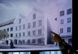 Austria presents design turning Hitler's birthplace into police station