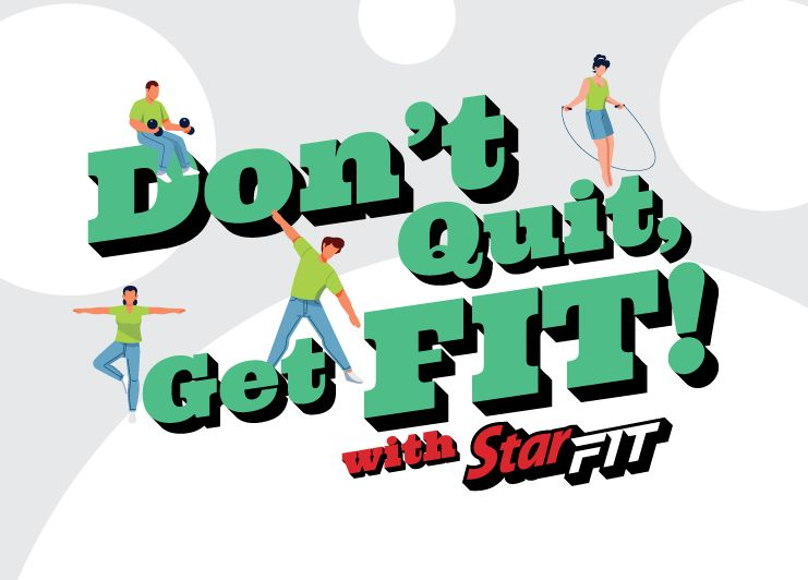 It's a wrap! StarFit wellness campaign concludes