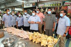 Kajang market reopens after two-week closure