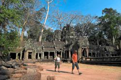 Heavy blow to Cambodia tourism