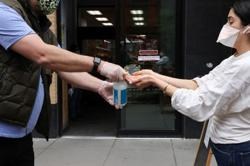U.S. to temporarily allow certain impurities in hand sanitizer