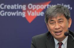 Bank Muamalat appoints Tajuddin as new chairman