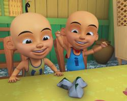 'Upin & Ipin' character Fizi apologises for saying orphans will not go to heaven