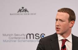 Facebook's Zuckerberg defends Trump post decisions to staff