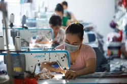 Vietnam's cloth import down 14.5 per cent in five months