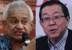 Penang activists lodge MACC report against Guan Eng, Tommy Thomas over alleged bank freeze letter