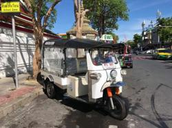 Soon - Thailand to have electric tuk tuks as safe transport medium