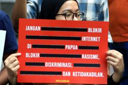 Indonesian court declares Jokowi 'violated law' in banning internet in Papua