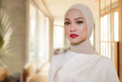 Nabila Razali owns up to singing off-pitch: 'I've nobody to blame but myself'