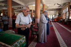People's joy at reopened mosques in Gaza 'a blessing' says imam