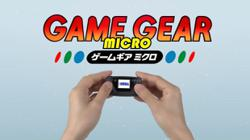 Sega unveils Game Gear Micro on 30th anniversary