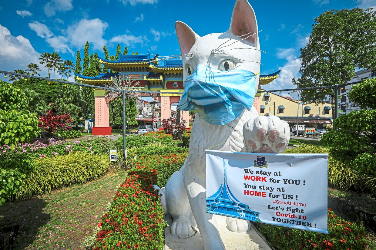 Sarawak's tourist arrivals dropped by 52% due to Covid-19.