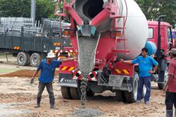 Mixed fortunes seen for building materials sector