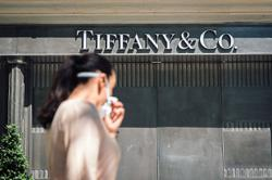Tiffany dives on report deal with LVMH uncertain