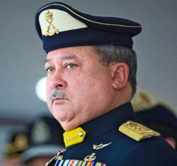 Johor Sultan: Stop politicking
