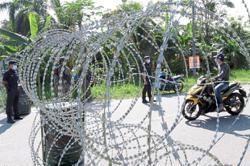 Three Kuala Langat areas closed off