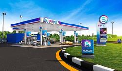 AI-powered petrol stations