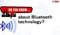 Do you know ... about Bluetooth technology?