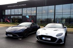 UK investment body issues rebuke on Aston Martin board
