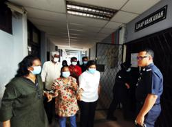 Five activists charged with defying MCO over hospital protest